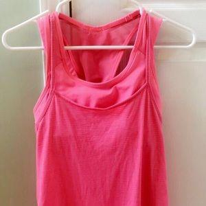Pink Lululemon Tank Top🌺🌸💕